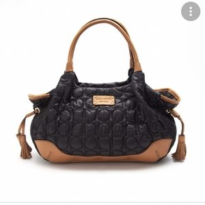 Kate Spade Black Nylon Bag (Large)